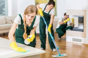 property cleaning let walsall