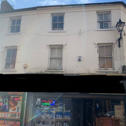 £180k for 3 flats, 3 commercial units, freehold and a rental income of £30k per ...
