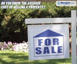 Do you know the average cost of selling a property...
