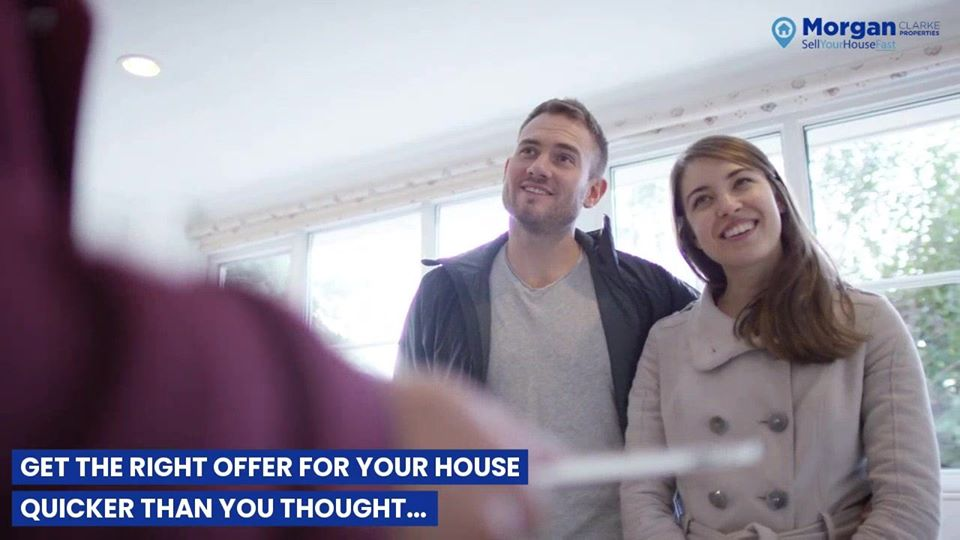 Get the right offer for your house quicker than you thought... We buy properties...