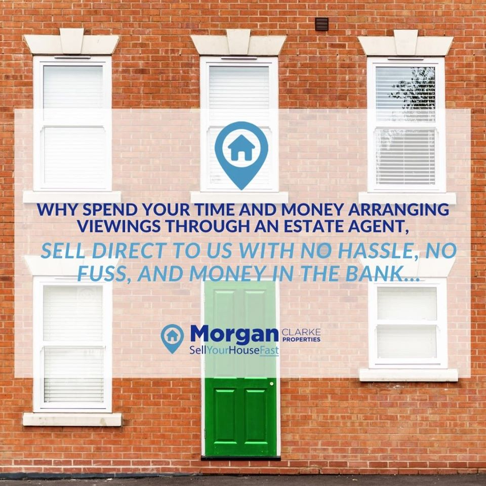 Why spend your time and money arranging viewings through an estate agent, sell d...