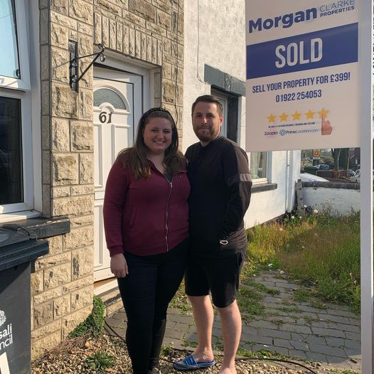 Another property sold  I'm so pleased with this sale as we were able to help an ...